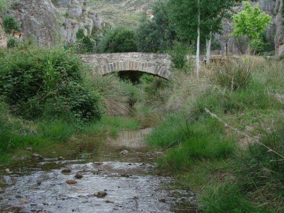 Puente y Aguasvivas (Huesa del Común)